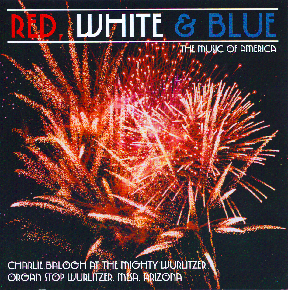 Red, White & Blue - Charlie Balogh